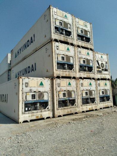 Container lạnh 40feet số lượng lớn1