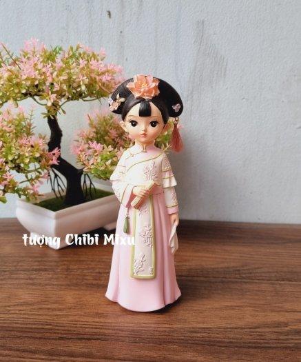 Thiếu nữ cổ trang mẫu 0615