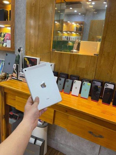 > iPad Mini 4 4G 16Gb_ Bạc_ Quốc tế_ Pin 100%1