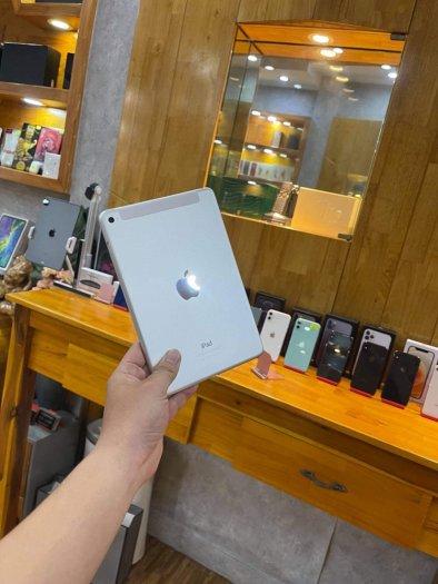 > iPad Mini 4 4G 16Gb_ Bạc_ Quốc tế_ Pin 100%3