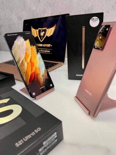> Note 20 Ultra 5G 12gb/128gb Bản Snap_Fullbox_ SamSung Quốc tế (Vạn người mê)0