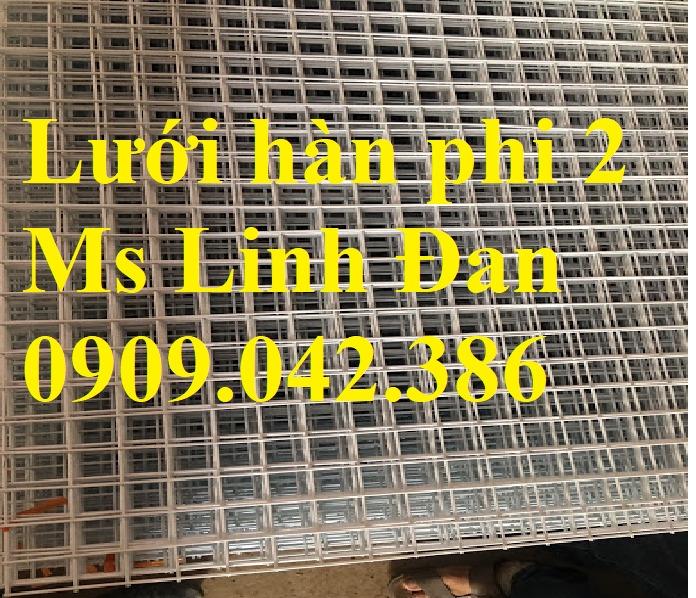 Lưới thép hàn sơn tĩnh điện d3 mắt 30x30, lưới thép hàn sơn tĩnh điện trắng13