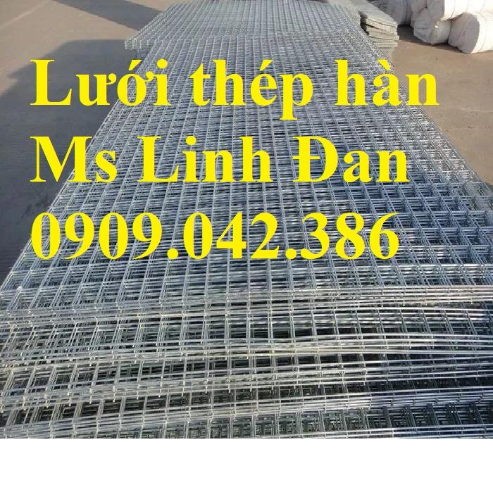 Lưới thép hàn sơn tĩnh điện d3 mắt 30x30, lưới thép hàn sơn tĩnh điện trắng10