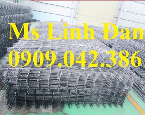 Lưới thép hàn sơn tĩnh điện d3 mắt 30x30, lưới thép hàn sơn tĩnh điện trắng1