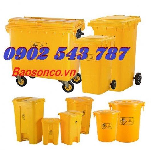 Phân loại rác thải y tế1