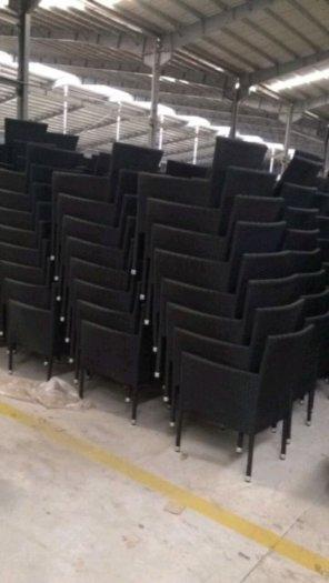 Bàn ghế gà a Na lổ màu đen cần thanh lý gấp tại xưởng sản xuất anh khoa 146670