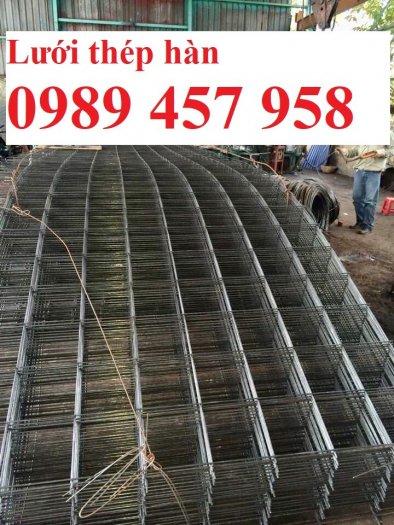 Sản xuất lưới hàn chập D8 a 150x150, 200x200, D8 a 250*250, D8 300*3000