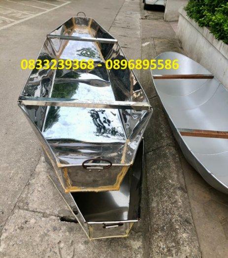 Thuyền tôn/inox cho anh em câu cá, chị em hái sen tại Hà Nội1