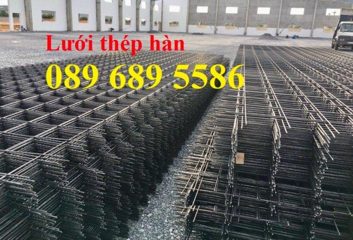 Cung cấp lưới thép hàn, lưới thép đổ bê tông, Tấm thép hàn3