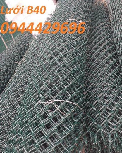 Lưới B40 bọc nhựa khổ 2.4m3