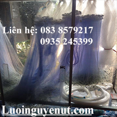 Lưới giăng cá ba màn Nguyễn Út3