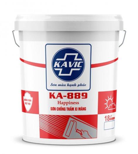 Sơn Kavic chống thấm xi măng KA-8896