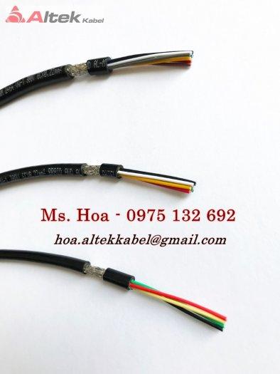Cáp tín hiệu âm thanh 2x0.22mm2/Cáp tín hiệu chống nhiễu7