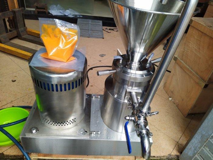 Máy nghiền sữa bắp, máy nghiền sữa hạt sen, máy nghiền bơ đậu phụng, máy nghiền dịch trái cây0