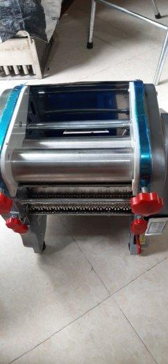 Máy cán và cắt sợi bánh canh, máy cắt sợi bánh canh bột năng, máy cán bột và cắt sơi2