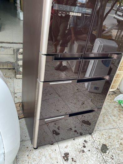 Tủ lạnh HITACHI R-C4800 dung tích 475Lít- đời 20139