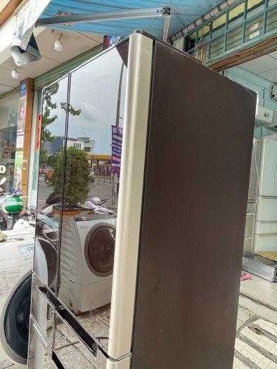 Tủ lạnh HITACHI R-C4800 dung tích 475Lít- đời 20138