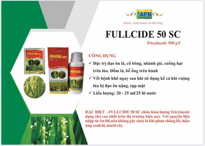 Thuốc trừ nấm bệnh fullcide0