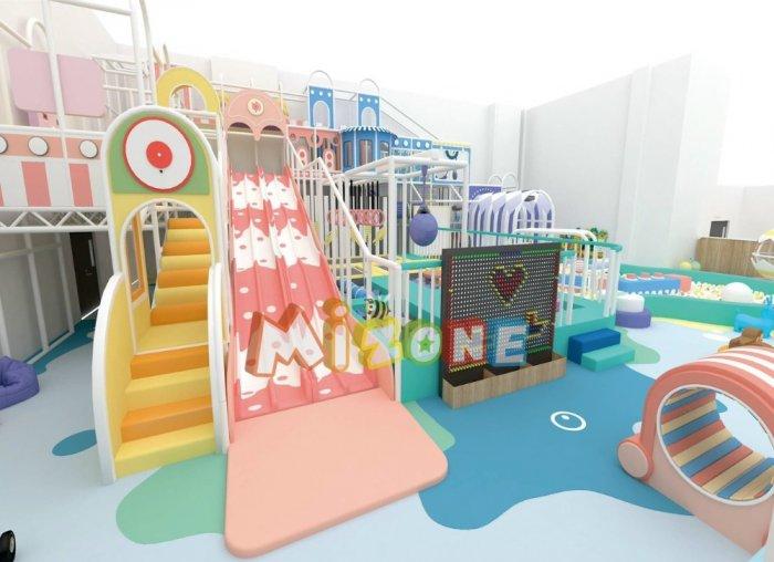 Lắp đặt khu vui chơi,thiết kế thi công trọn gói khu vui chơi trong nhà2