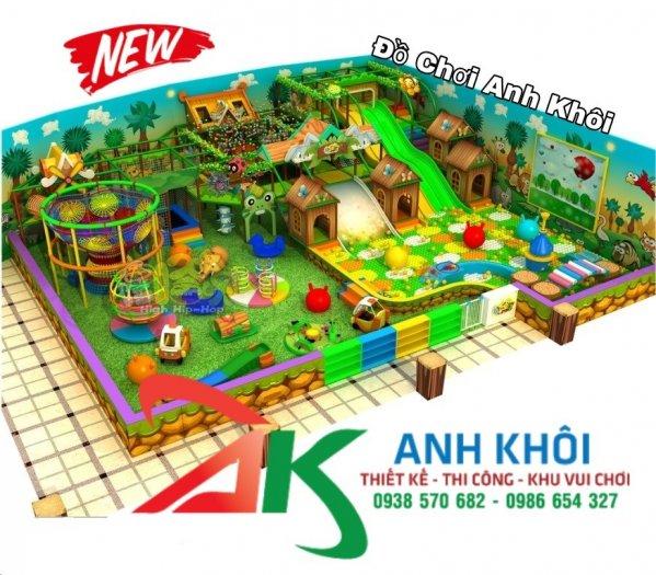 Thiết kế lắp đặt khu vui chơi trẻ em chuyên nghiệp4