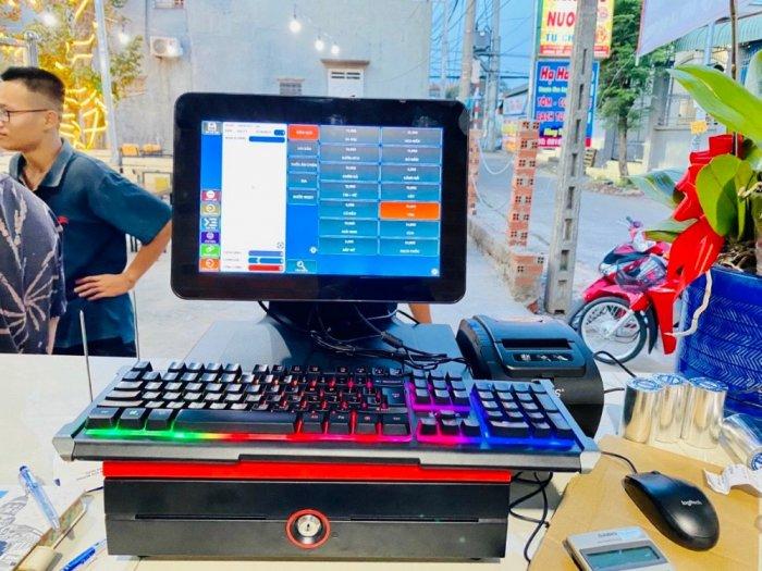 Lắp máy tính tiền cho cửa hàng vật liệu xây dựng tại bắc giang0