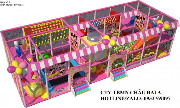 Thi công lắp đặt khu vui chơi chất lượng giá tốt tại tphcm3