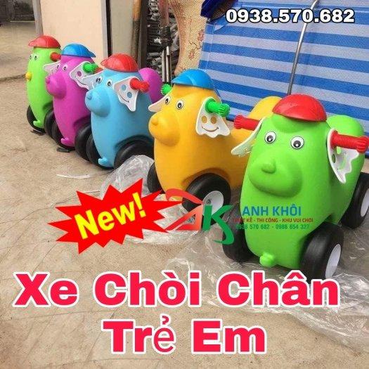 Xe chòi chân trẻ em,xe chòi mầm non nhập khẩu2