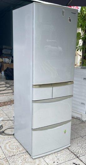 Tủ lạnh nội địa Nhật PANASONIC NR-ETR435 426Lít, 5 cánh, date 20117