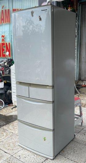 Tủ lạnh nội địa Nhật PANASONIC NR-ETR435 426Lít, 5 cánh, date 20116