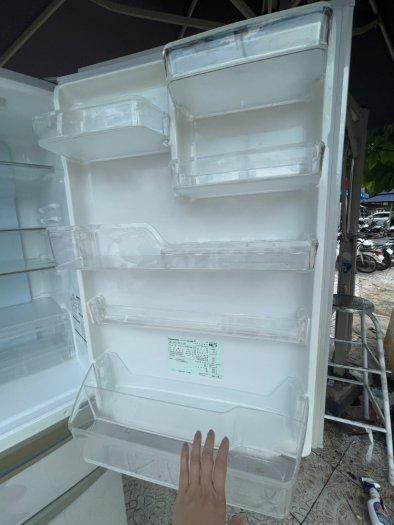 Tủ lạnh nội địa Nhật PANASONIC NR-ETR435 426Lít, 5 cánh, date 20114