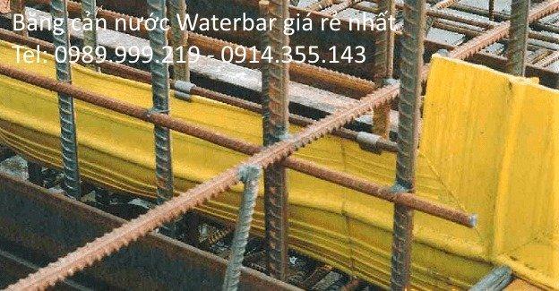 Băng Cản Nước pvc O320-cuộn cuộn 15m Chống Thấm Cho Khe Co Giãn bê tông0