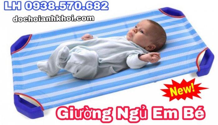 Giường ngủ em bé3