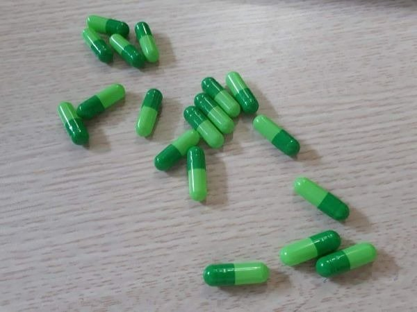 Vỏ nang rỗng, vỏ nhộng rỗng nhiều màu, vỏ nang gelatin rỗng6