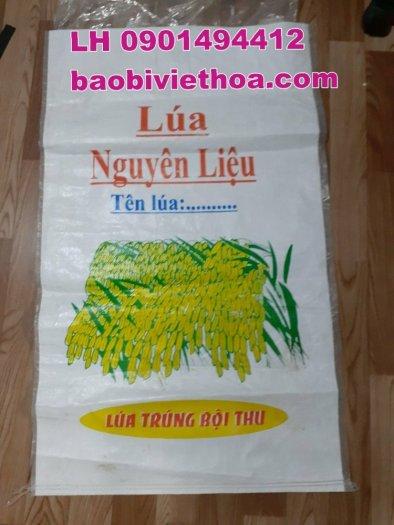 Bao đựng lúa giống, đựng gạo...1
