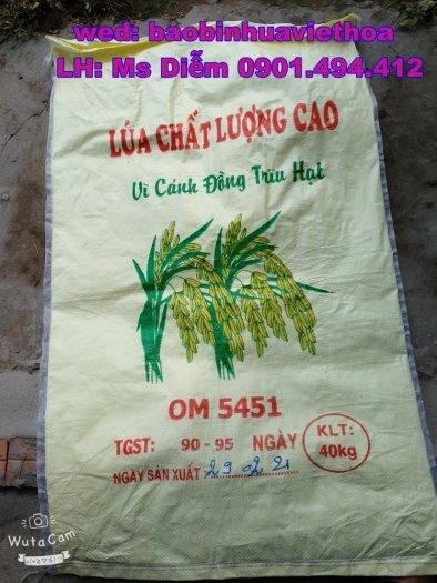Bao đựng lúa giống, đựng gạo...0