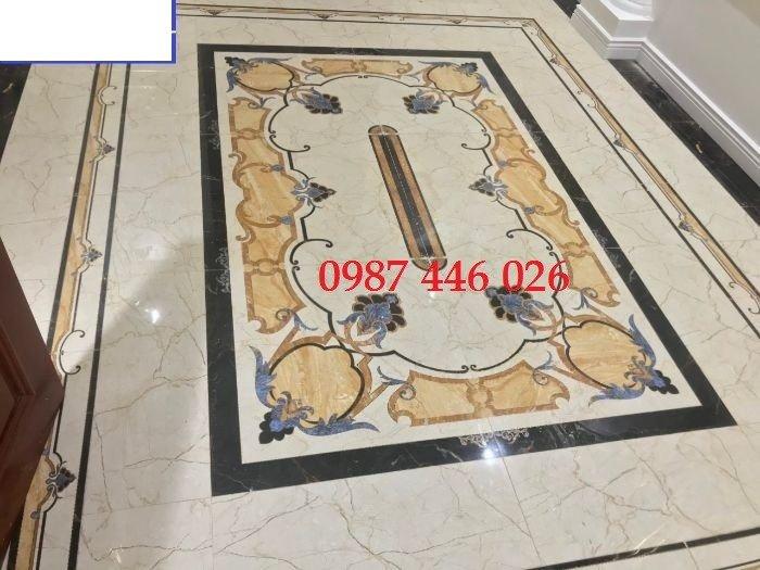 Thảm gạch sàn nhà, gạch trang trí khổ lớn HP01666