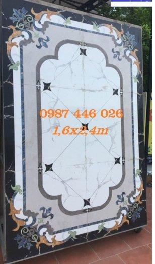 Thảm gạch sàn nhà, gạch trang trí khổ lớn HP01665