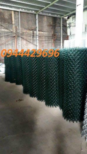 Lưới B40 bọc nhựa PVC làm sân tennis10