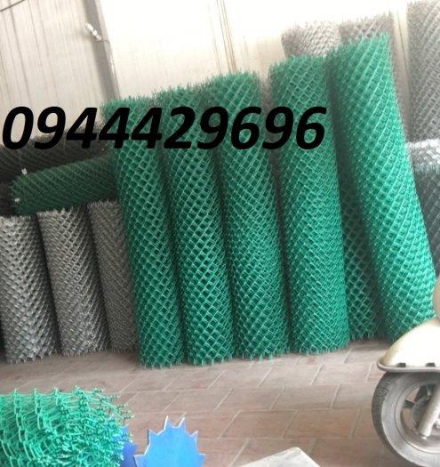 Lưới B40 bọc nhựa PVC làm sân tennis7