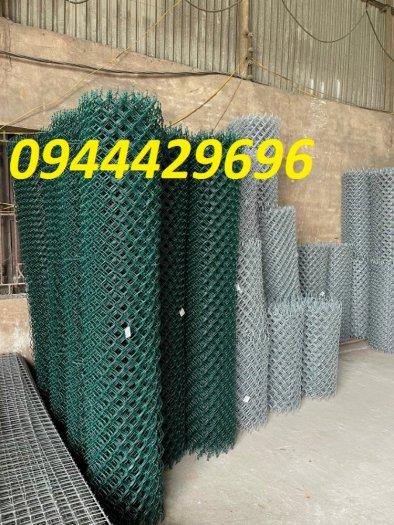 Lưới B40 bọc nhựa PVC làm sân tennis6