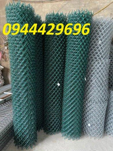Lưới B40 bọc nhựa PVC làm sân tennis5