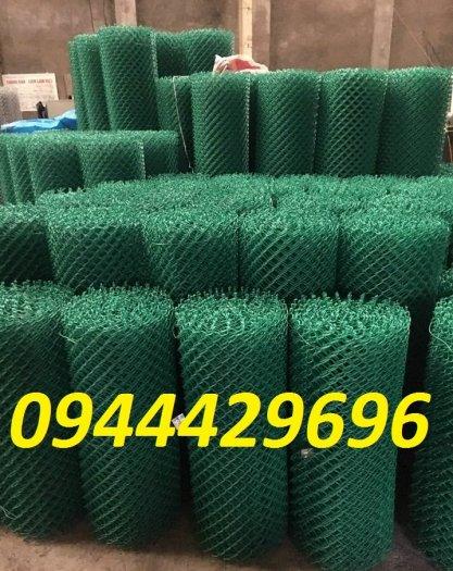Lưới B40 bọc nhựa PVC làm sân tennis4