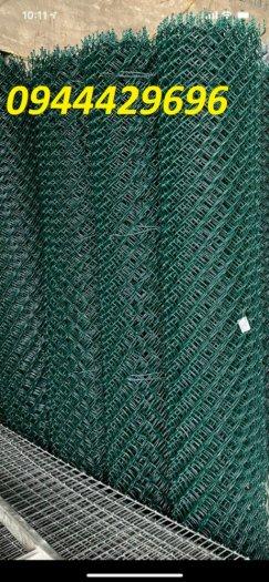 Lưới B40 bọc nhựa PVC làm sân tennis3