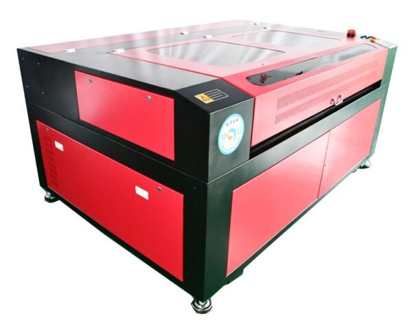 Máy cắt , khắc laser YH -1610 130W   2 ĐẦU1