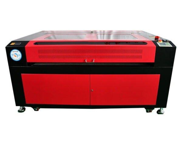 Máy cắt , khắc laser YH -1610 130W   2 ĐẦU0