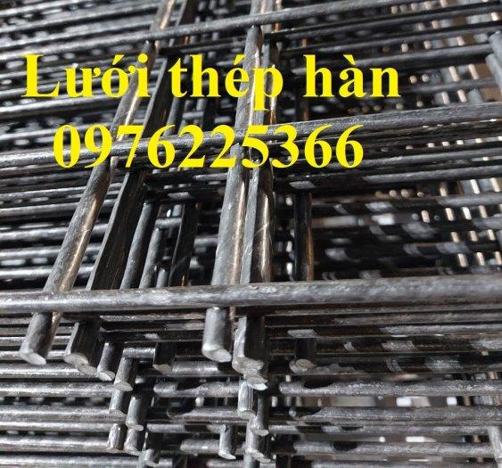 Lưới thép hàn D4 ô 100x100 thép đen, mạ kẽm sản xuất theo yêu cầu5