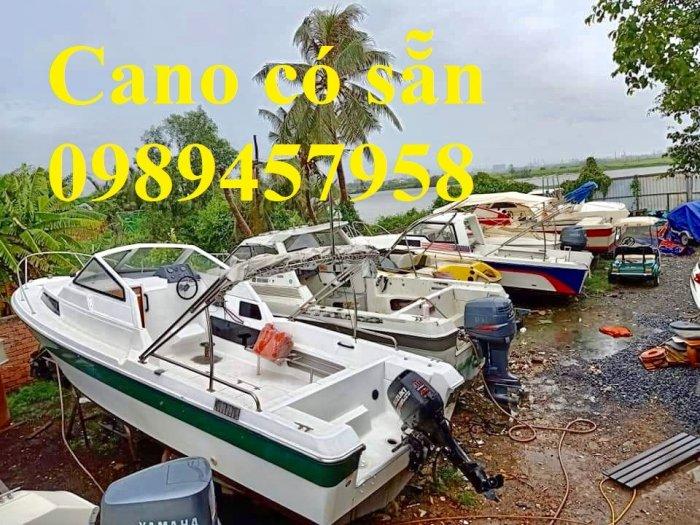 Cano cũ đã qua sử dụng, Cano nhập khẩu, cano chở 6-8 người, Cano 10-12 người6
