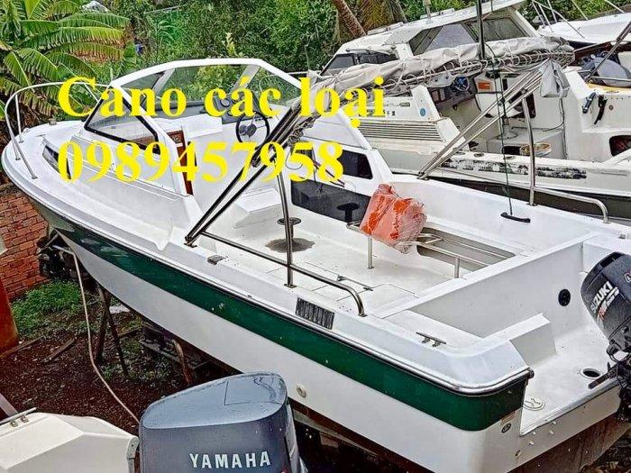 Cano cũ đã qua sử dụng, Cano nhập khẩu, cano chở 6-8 người, Cano 10-12 người3