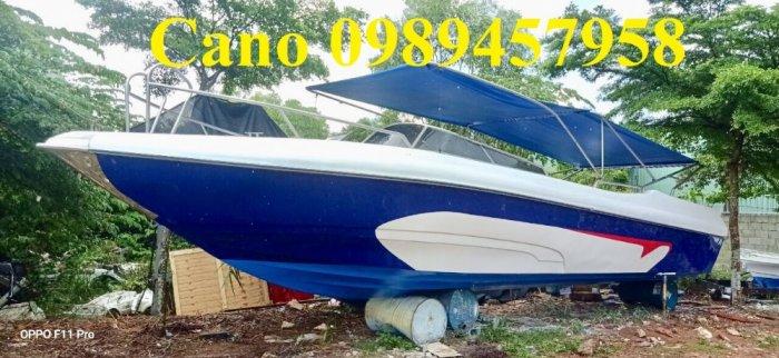 Cano cũ đã qua sử dụng, Cano nhập khẩu, cano chở 6-8 người, Cano 10-12 người1