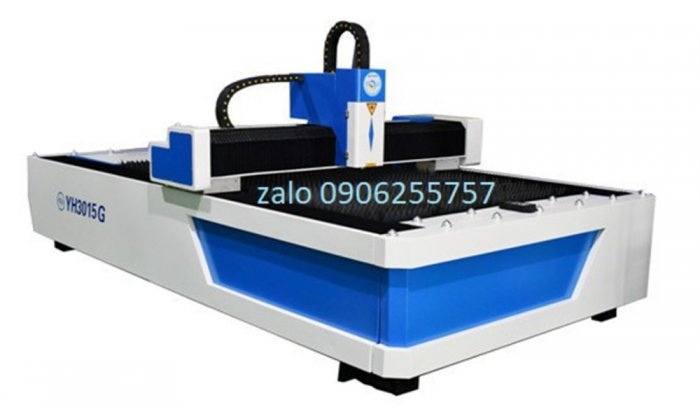 Máy cắt laser fiber 1000w giá rẻ tại thanh trì hà nội phù hợp cho xưởng cắt inox6
